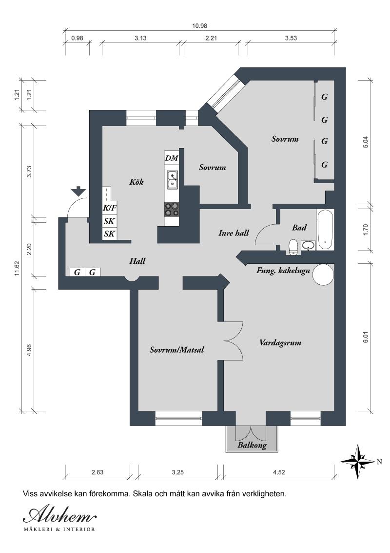 colorido apartamento 22
