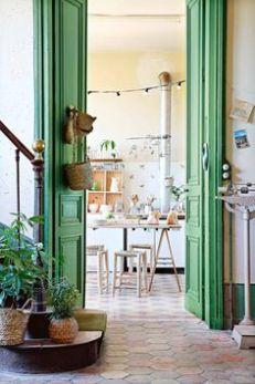 puerta greenery