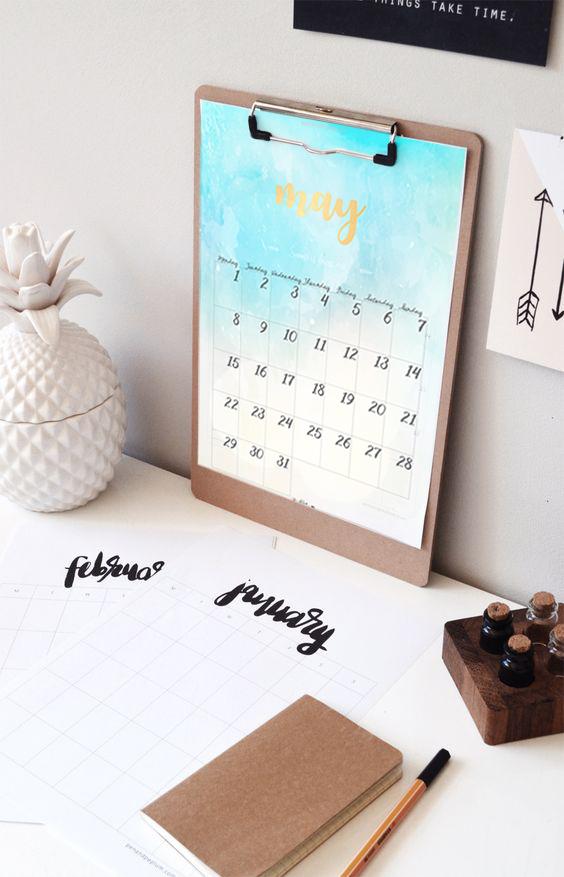 calendar mayo ejemplo 2
