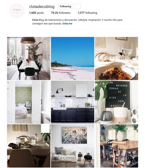 Clota (@clotadecoblog) • Instagram photos and videos1