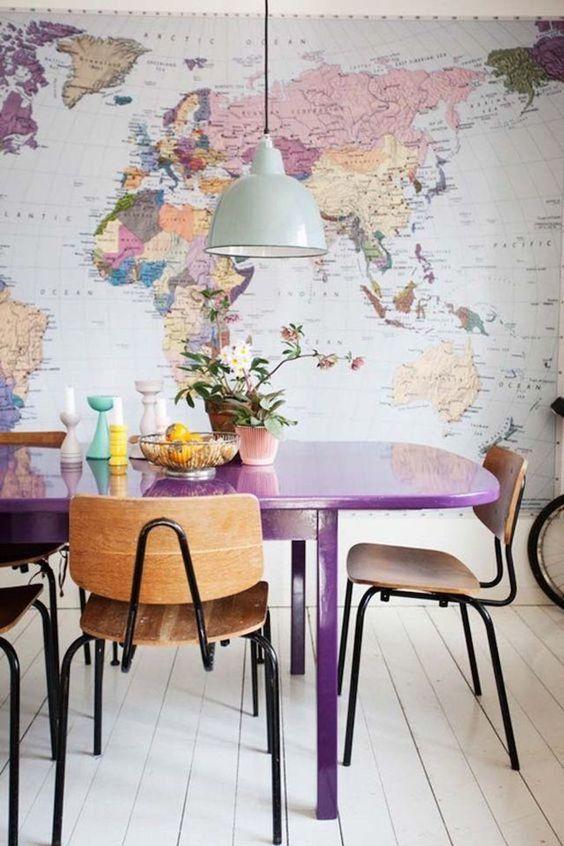 comedor ultra violet