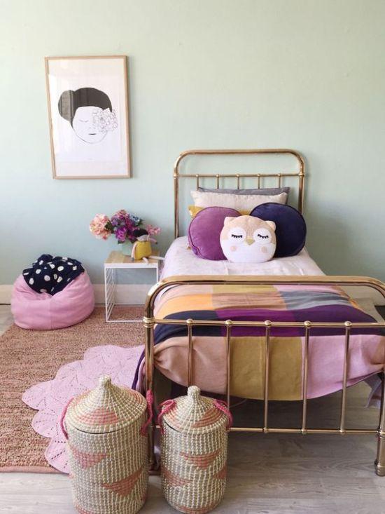 dormitorio ultra violet