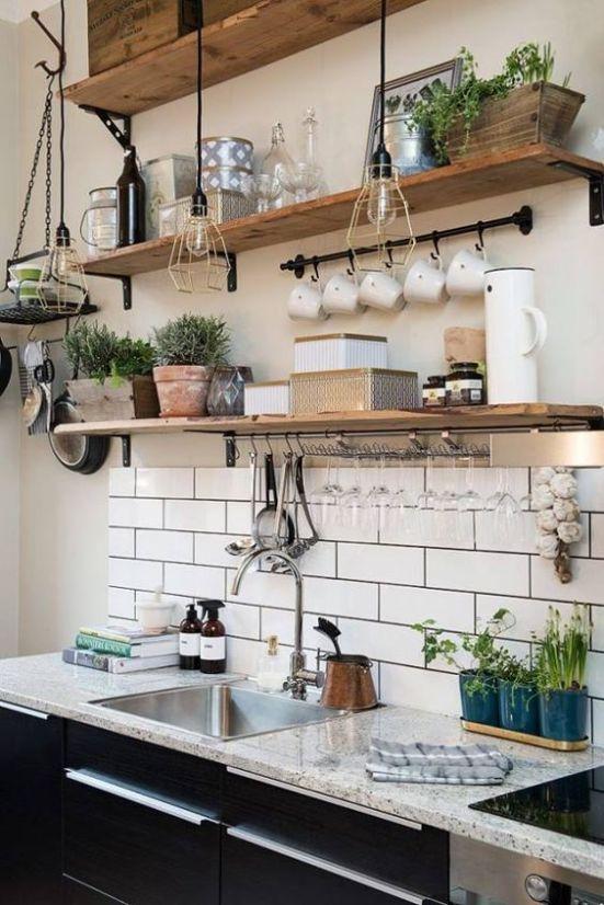 cocina azulejo metro