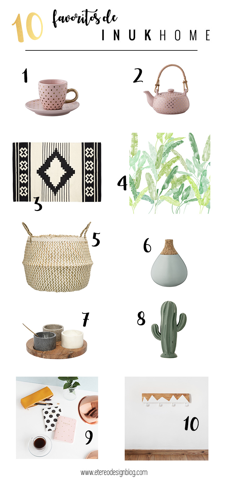 favoritos de inukhome decoracion